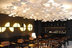 """""""アート""""なホテルが京都に誕生。日比野克彦、内田デザイン研究所、アトリエ・オイ、寺田尚樹、安藤雅信ら、アートに囲まれて暮らすように過ごす、至福の時間と空間。"""