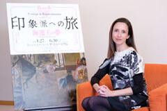 """""""英国外には貸し出さない""""とされていたコレクションが日本へ。「印象派への旅 海運王の夢 バレル・コレクション」展の見どころを美術史家 ソフィー・リチャードさんに伺う。"""