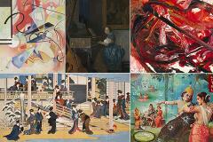 2020年(上半期 1~6月)に開催スタートの注目の展覧会を一挙にご紹介!いよいよリニューアルオープンのアーティゾン美術館の開館記念展 ほか(第1弾は、関東版)