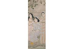 横山大観の画業に転機をもたらした作品、インド旅行の体験から主題を得て生まれた名作「流燈」の誕生の経緯と作品の魅力を探る