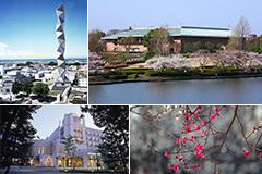 日本三名園のひとつ偕楽園のある水戸から、関東で最も古い焼き物の産地として知られる笠間まで、美術館巡りとともに満喫【前編】