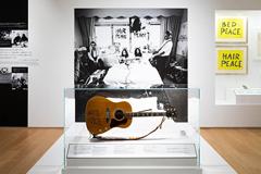SNS時代に省みたい、ジョンとヨーコの生き様とその軌跡 ー 「DOUBLE FANTASY ? John & Yoko」がソニーミュージック六本木ミュージアムで開催中 / 取材・文:小林春日