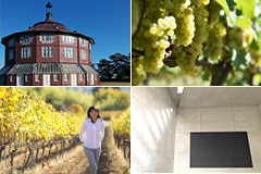 日本ワイン発祥の地、山梨に点在する類稀なるアートスポット。美術館とワインを巡る、山梨・アート×美食旅への誘い【前編】