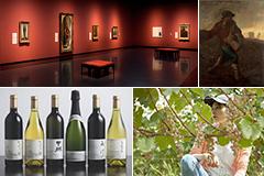 日本ワイン発祥の地、山梨に点在する類稀なるアートスポット。美術館とワインを巡る、山梨・アート×美食旅への誘い【後編】