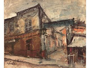 昭和の洋画を切り拓いた若き情熱 1930年協会から独立へ ― 始まりはパリ。展