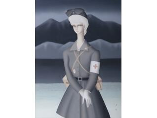日本赤十字社徳島県支部創立130周年記念展  今に生きる「人道博愛の心」 美術に見る日本赤十字社の歩み