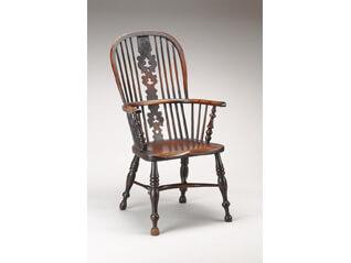 ウィンザーチェア 日本人が愛した英国の椅子