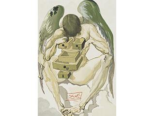 テーマ展「ダリの挿絵版画」― 絵を読む、物語を見る。
