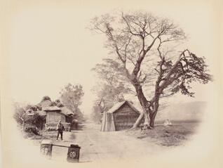 フェリーチェ・ベアトの写真 人物・風景と日本の洋画