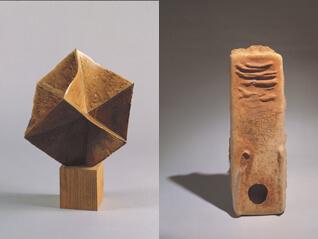八木一夫と清水九兵衞―陶芸と彫刻のあいだで