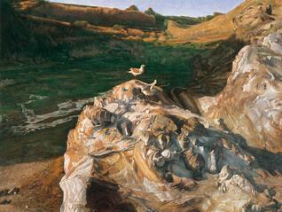 ホキ美術館8周年 理想の風景画展/第3回私の代表作展