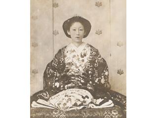 没後100年記念 鍋島直正公の長女 貢姫