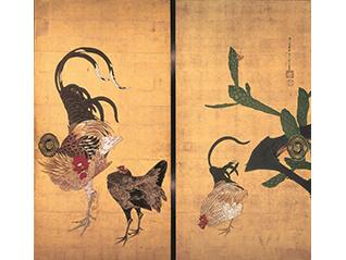 創刊記念『國華』130周年・朝日新聞140周年 特別展「名作誕生 ー つながる日本美術」