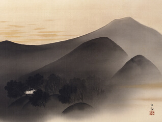 館蔵 日本画展 人、動物、自然