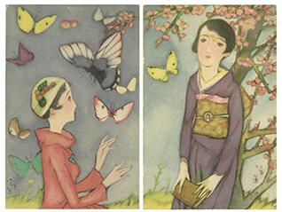竹久夢二 暮らしを彩る小さな美 ―大正ロマンのかわいいデザイン―