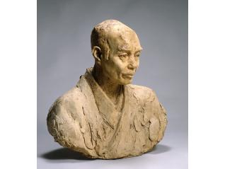 荻原守衛の人と芸術 Ⅰ 【春季】  彫刻家 荻原守衛 -石膏原型に彫刻の生命を観る-