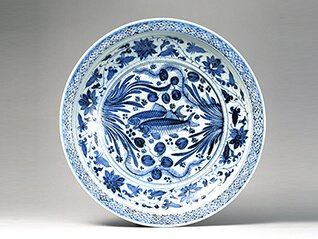 松岡コレクション ― 水のうつわ・空のうつわ 涼を招く東洋陶磁