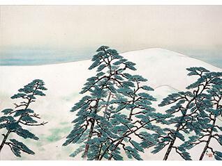 近代の日本画展