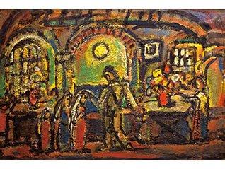 開館15周年 特別展 ジョルジュ・ルオー 聖なる芸術とモデルニテ