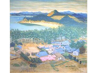 特別展 日下八光日本画展-自然美の探求と知られざる画業