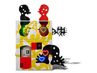 ジョゼ・デ・ギマランイス展 ~アフリカは魅了する~