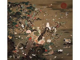 江戸絵画の美 ―白隠、仙厓から狩野派まで―