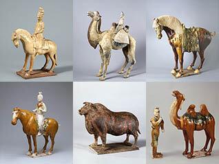 松岡コレクション―中国動物俑の世界