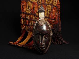 芹沢銈介の収集 ―世界の仮面と衣装―