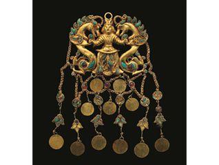 特別展「黄金のアフガニスタン-守りぬかれたシルクロードの秘宝-」