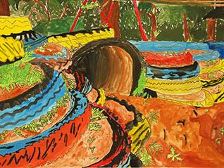 第6回市原湖畔美術館子ども絵画展