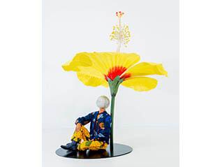 福岡市美術館リニューアルオープン記念展 「これがわたしたちのコレクション+インカ・ショニバレCBE: Flower Power」