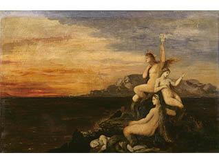 ギュスターヴ・モロー展 ― サロメと宿命の女たち ―