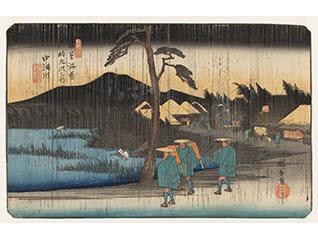 江戸のそら -広重の浮世絵に見る気候表現-