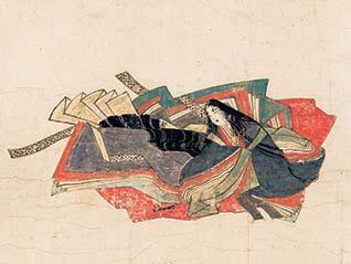 特別展 流転100年 佐竹本三十六歌仙絵と王朝の美