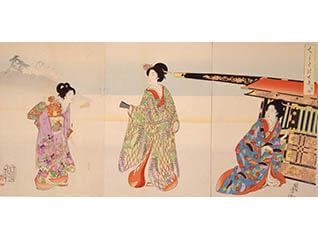 特別展「江戸の街道をゆく~将軍と姫君の旅路~」