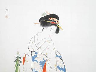 夏季特別展「美人画 うるわしき女性美の世界」