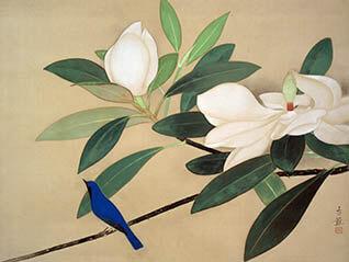 [山種美術館 広尾開館10周年記念特別展] 花 ・ Flower ・ 華 ―四季を彩る―