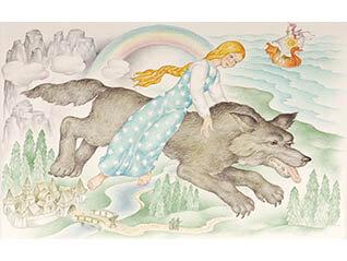 アートギャラリー北海道 世界の名作絵本原画がやってきた! 剣淵町絵本の館コレクション