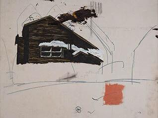 第1期常設展「神田日勝―未完のキャンバス」
