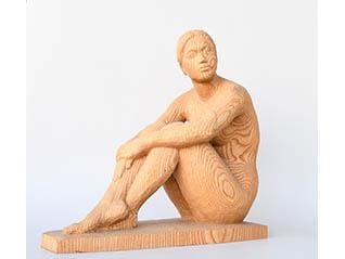 特別展「生誕100年 宮本隆~岡山彫刻界のパイオニア~」