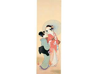 美人画の雪月花-四季とくらし 培広庵コレクションを中心に 展