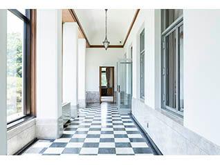 1933年の室内装飾 朝香宮邸をめぐる建築素材と人びと