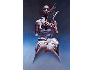 ハンガリーの写実画家 サンドルフィ展 -魂と肉体のリアリズム
