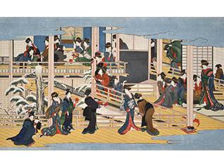 生誕260年記念 北斎の肉筆画 ― 版画・春画の名作とともに ―