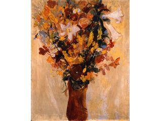 所蔵品展第1期・三岸好太郎の世界「詩情の花束」