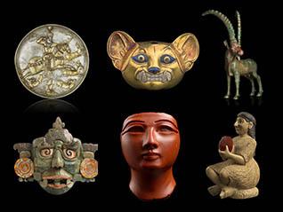 特別展「人、神、自然-ザ・アール・サーニ・コレクションの名品が語る古代世界 -」