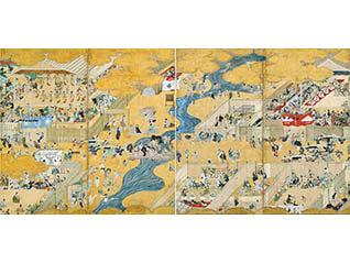 江戸のエナジー 風俗画と浮世絵