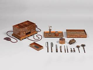 特別展「香のいろは―道具とたどる香文化」
