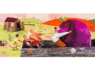 特別展「ブラチスラバ世界絵本原画展  こんにちは!チェコとスロバキアの新しい絵本」