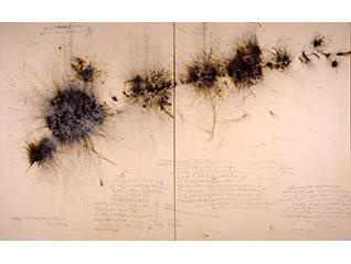 雲巻雲舒(うんかんうんじょ)―現代中国美術展・紙